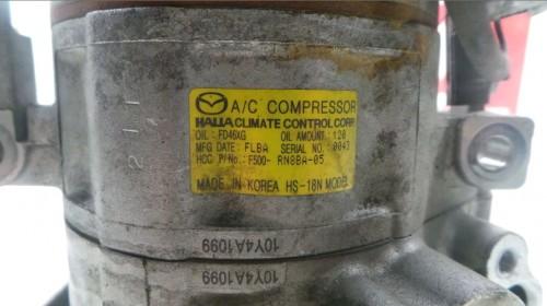 Ac air compressor mazda 3/5
