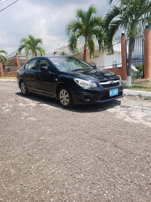 2014 Subaru Impreza G4 Cars New Kingston