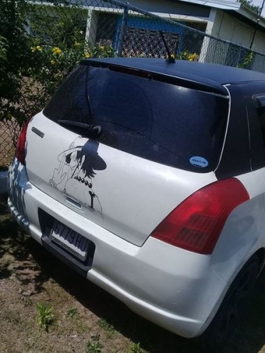 CAR Suzuki Swift