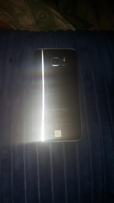 Samsung S7 Edge 1 Week Old