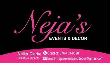 Neja\\\'s Events & Decor