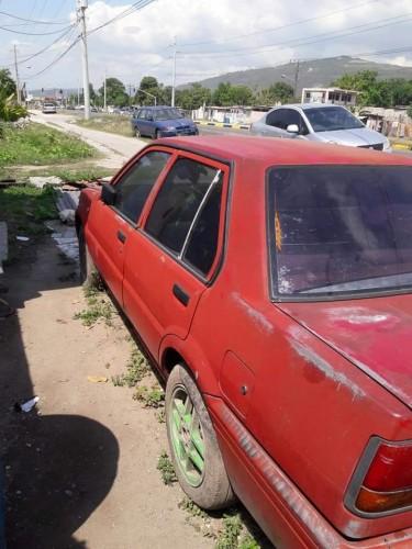 1990 Nissan Sunny B12