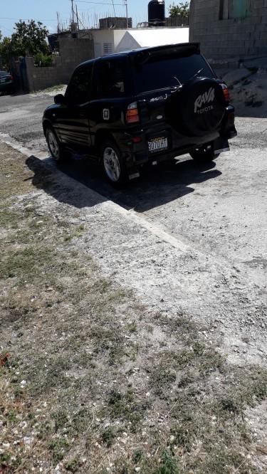 1999 Toyota Rav 4