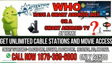GET UNLIMITED CABLE STATIONS