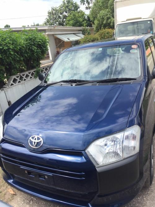 2015 Toyota pro box