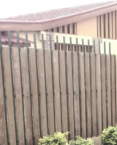 Upgrade With Modern Board Fencing