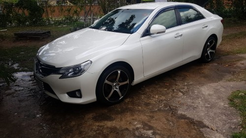 2013 Toyota Mark X