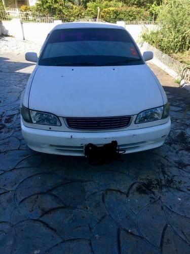 1999 (111 Toyota Corolla)