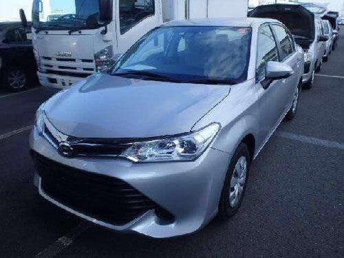 Toyota Axio For Sale In Good Condition Low Mileage