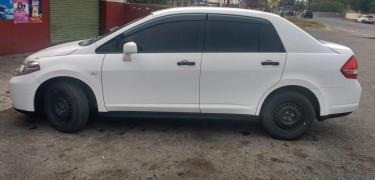 Nissan Tiida Latio 2012 For Sale