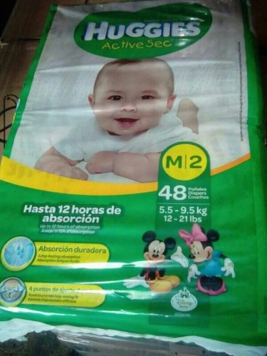 Weekend Sale Any 2 Pack Of Huggies Diaper $2500