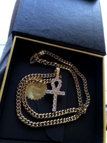 Gold Plated Cuban Chain