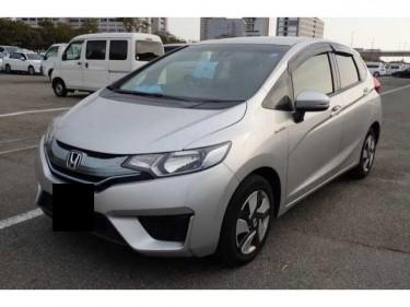 2014 Honda (Hybrid) Fit