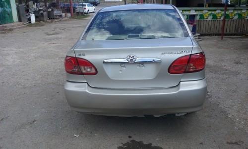 2006 Toyota Altis