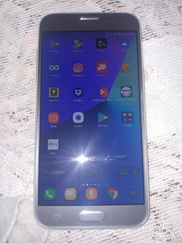 Galaxy J3 Eclipse 16gb Mint Condition