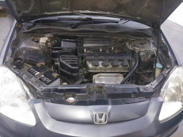 2006 HONDA CIVIC HATCHBACK