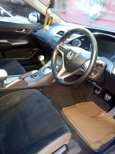 2007 Honda Civic Stick Shift $900k Negotiable!