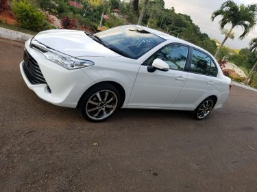 Toyota Axio 2015 New Import