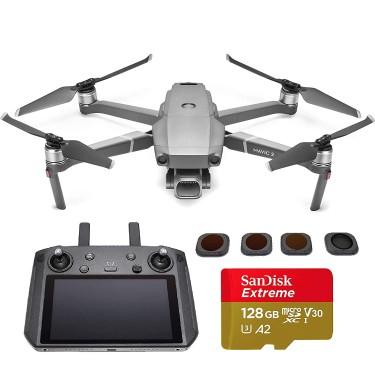 New DJI Mavic 2 Zoom Foldable Quadcopter With DJI