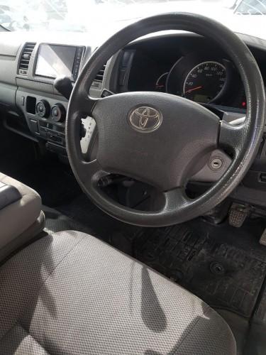 2013 Toyota Regius-Ace