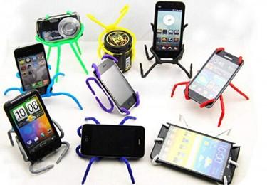 Spiderpodium Flexible Mobile Phone Holder