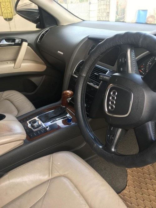 2007 Audio Q7 1.8 Negative MUST SELL