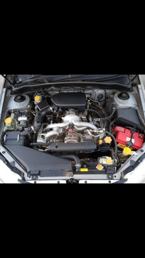 2011 Subaru imprezza annesis