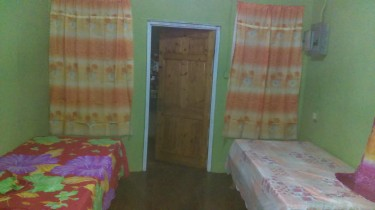 Furnished Shared 1 Bedroom For Call Center Worker