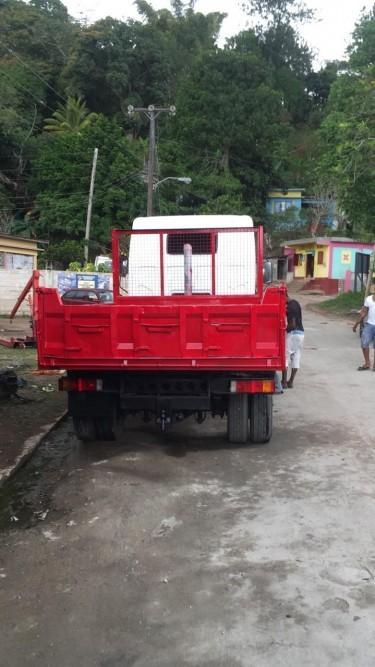 DAF45 LF TIPPER TRUCK 2003