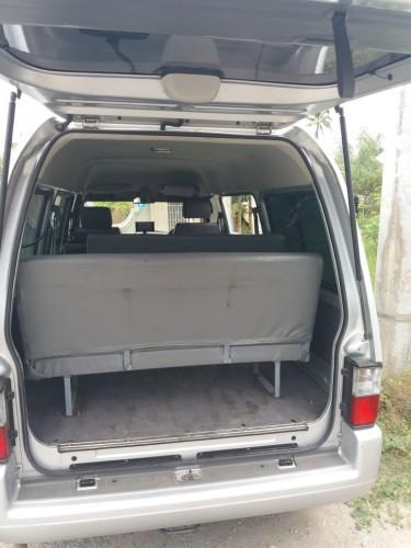 2010 Mazda Bango Van $850k Negotiable!