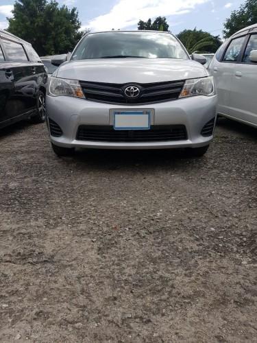 2013 Toyota Corolla Axio For Sale
