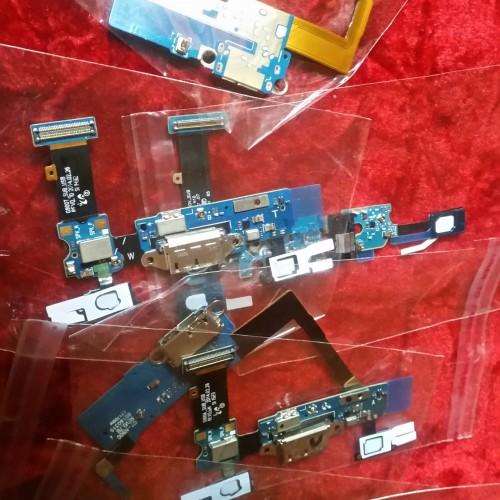 Phone back charging port housing phone screen