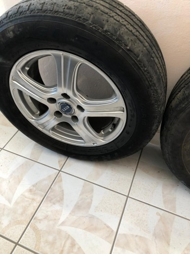 16 Inch Tyre And Rims 5 Lug