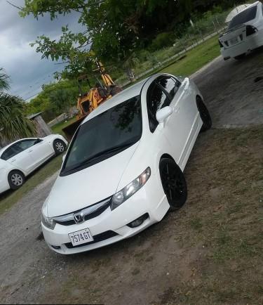 2011 Honda Civic LHD $1.2 Million Negotiable!