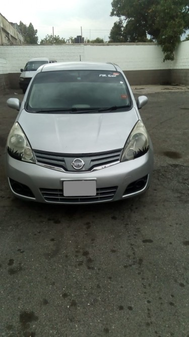 2011 Nissan Note $795k Negotiable!