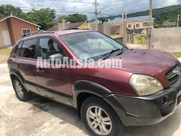 2006 Hyundai Tucson 4WD 2.0L SUV For Sale