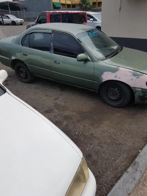 Toyota Police Shape