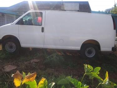 2001 Chevy Van