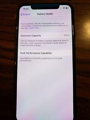 Apple IPhone X Whatsapp +15105452587