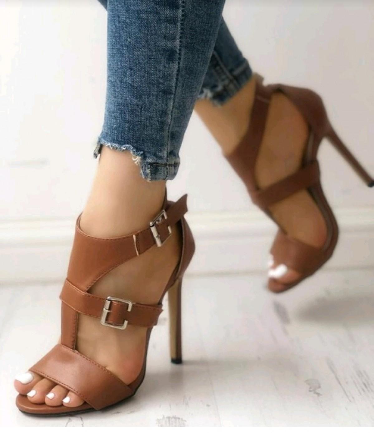 598372f68aa3 High Heels Sandals for sale in Washington Boulevard Kingston St ...