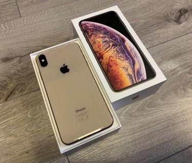 Apple IPhone XS Max - 512 GB - Silver (Unlocked) A