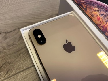 Apple IPhone XS Max - 512 GB - Silver (Unlocked) A