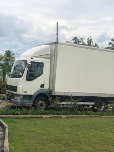Box Body Truck