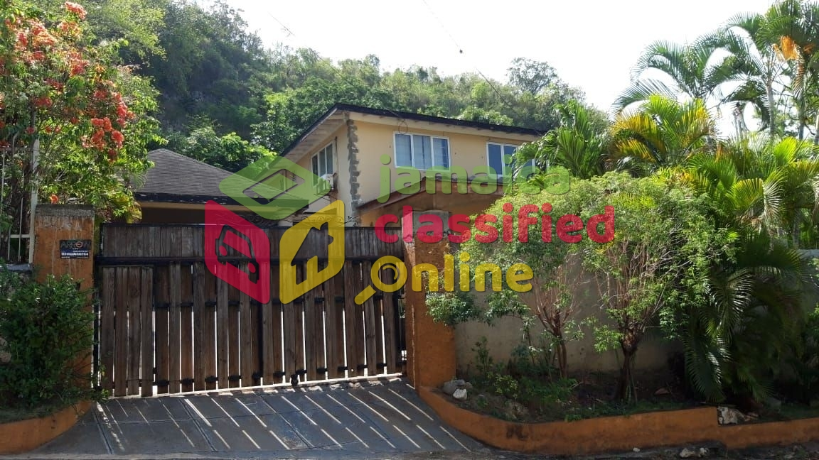 4 BEDROOM HOUSE FOR SALE IN RED HILLS in RED HILLS ...