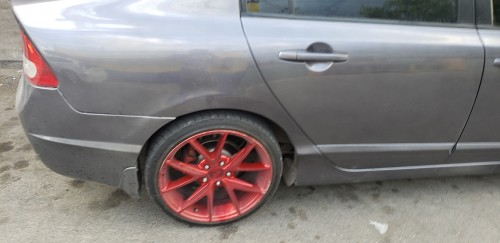 Cars RIMS & Tyres And Other Car Parts