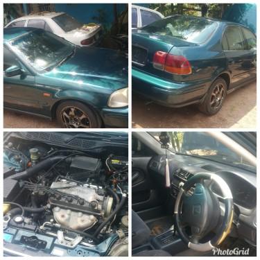 HondA Civic For Sale 365k 1998
