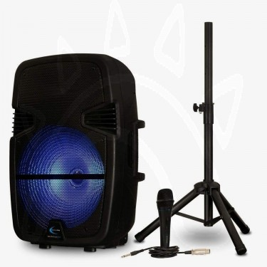 Technical Pro 15 Inch Speaker With Accessories