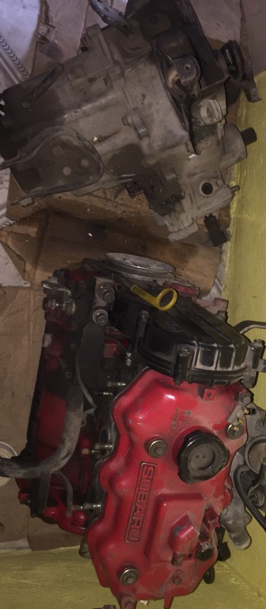 Engine And Gear Box Sale
