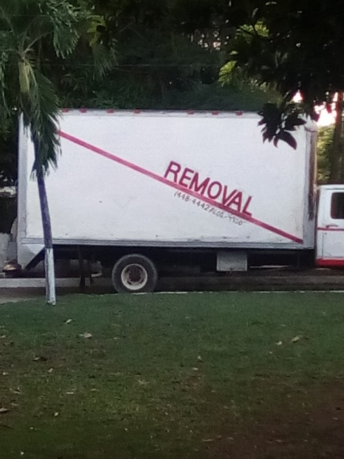 Hire and removal service's