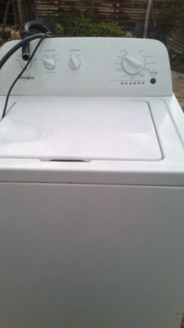 1 Year Washing Machine